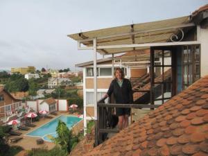 IC Hotel Balcony