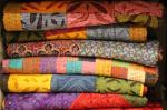 Colourful rugs, Jaipur